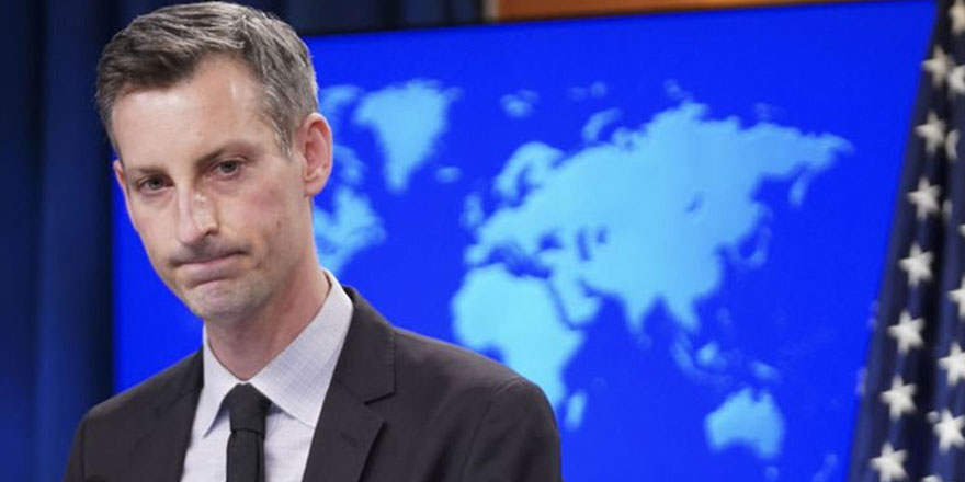 ABD Dışişleri Sözcüsü Price'tan Gergerlioğlu açıklaması