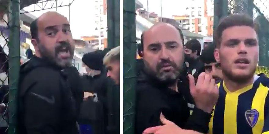 Bucaspor ile Hopaspor maçı sonrası ortalık karıştı: PKK'dan kaç para aldınız?