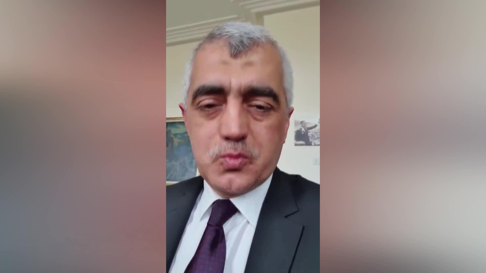 Milletvekilliği düşürülen HDP'li Gergerlioğlu Meclis'ten bu görüntüleri paylaştı