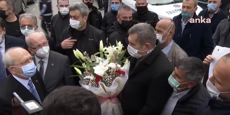 Tekirdağ'da ziyaretlerde bulunan Kemal Kılıçdaroğlu'dan EYT'lilere destek sözü