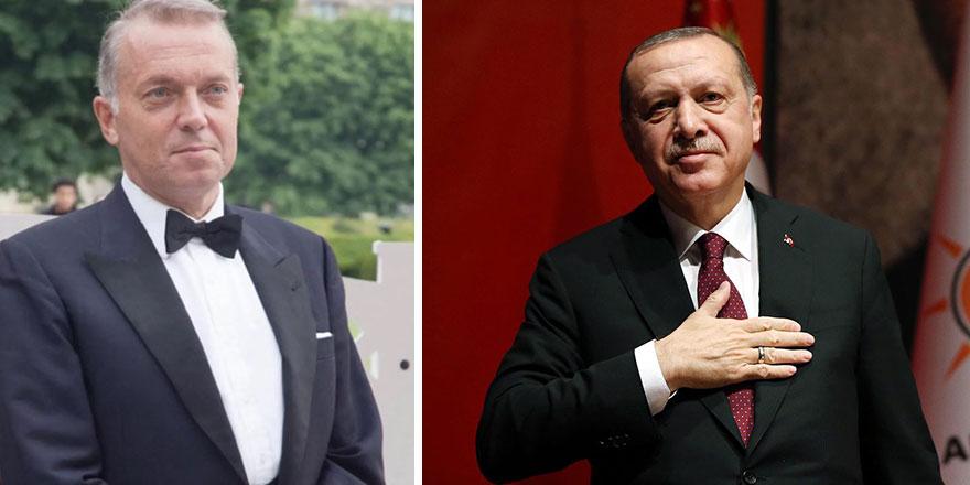 Cem Uzan'dan dikkat çeken Erdoğan açıklaması: Kendisi de biliyor...