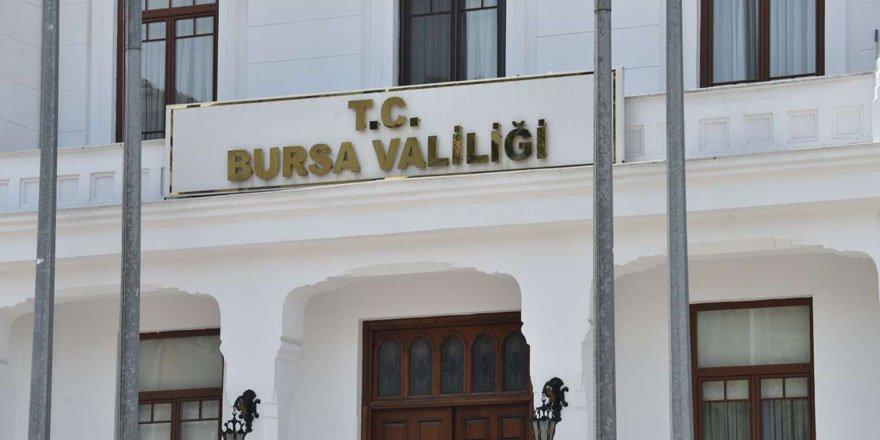 Valilik duyurdu:Bursa'da yeni korona virüs tedbirleri