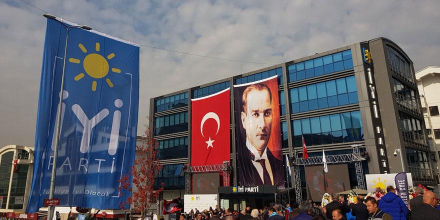 İYİ Parti'den HDP'ye açılan kapatma davasına ilişkin açıklama