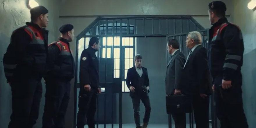 ATV'nin 'Akıncı' dizisindeki cezaevi sahnesi, Adalet Bakanlığı'nı kızdırdı