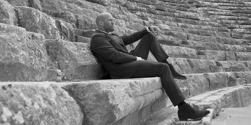 Hollywood yıldızından Jason Statham Antalya paylaşımları