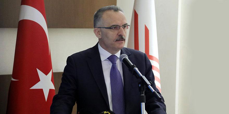 Görevden alınan Merkez Bankası Başkanı Naci Ağbal'dan ilk açıklama!