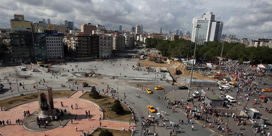 Vakıflar Genel Müdürlüğü'nden Gezi Parkı'nın devriyle ilgili açıklama