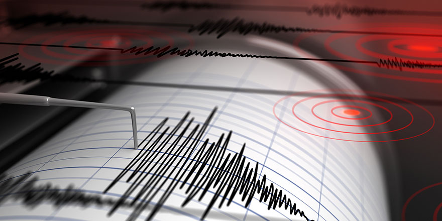 Erzincan'da 4.3 şiddetinde deprem!