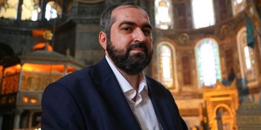 Ayasofya baş imamı Mehmet Boynukalın'dan İstanbul Sözleşmesi tweeti
