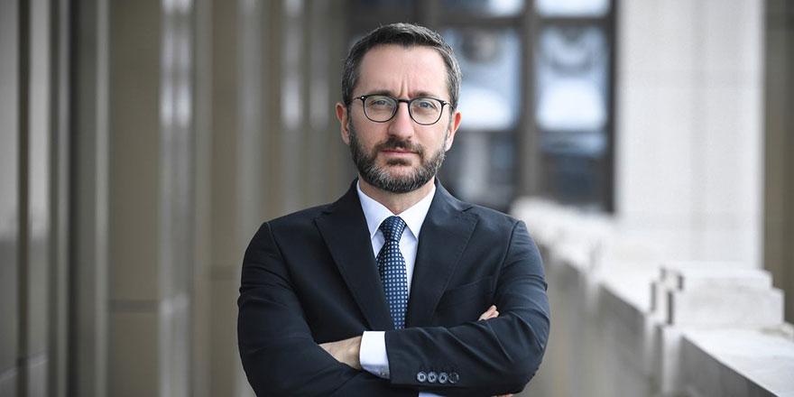 İletişim Başkanı Fahrettin Altun İstanbul Sözleşmesinin kaldırılmasına ilişkin açıklama yaptı!