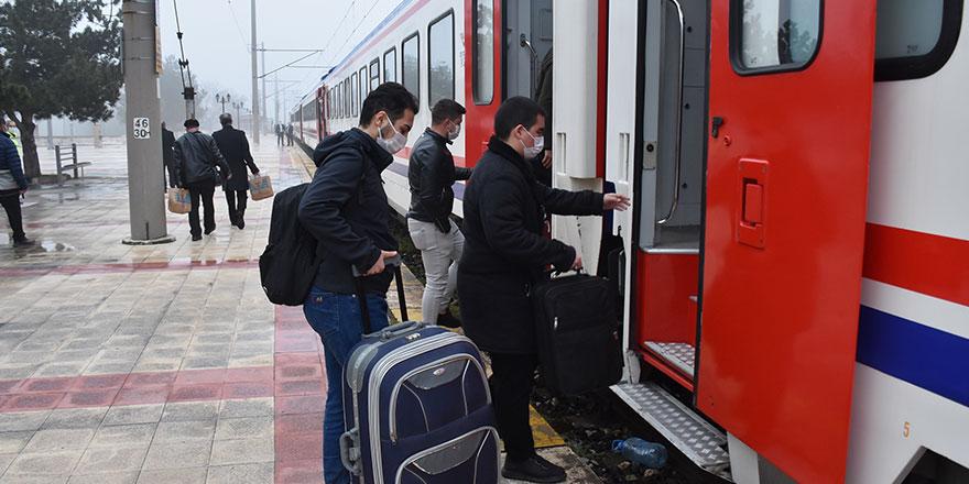 Kapıkule-Halkalı tren seferleri başladı