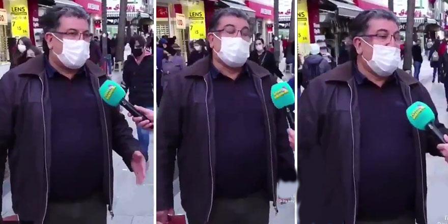 """""""Siyasal İslam nedir?"""" sorusuna vatandaşın yanıtı olay oldu"""