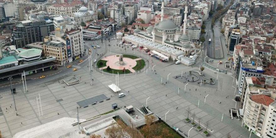 Gezi Parkı'nın devredilmesine ilişkin İBB'den açıklama