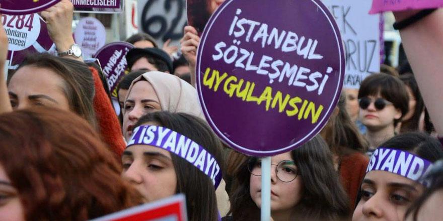 """Hukukçulardan dikkat çeken açıklama!  """"İstanbul Sözleşmesi yürürlükte"""""""