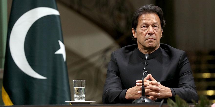 Pakistan başbakanı  İmran Han korona virüse yakalandı!