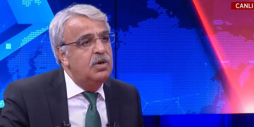 Mithat Sancar açıkladı: Kapatılma tartışmalarına HDP'den flaş formül