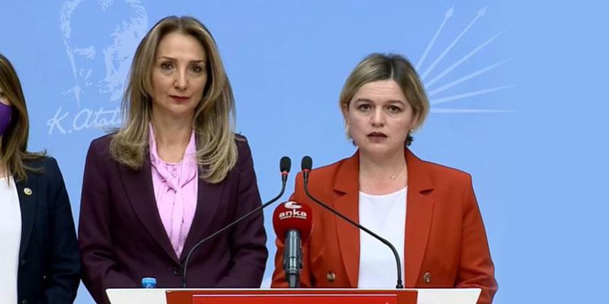 CHP Genel Sekreteri Selin Sayek Böke: Erdoğan'ın İstanbul Sözleşmesi'nden çekilme kararını tanımıyoruz