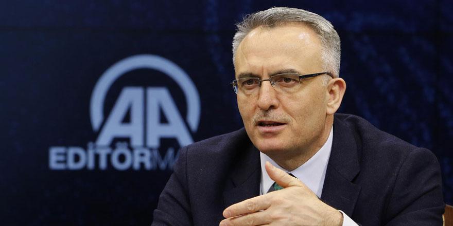 Bomba iddia! Görevden alınan Merkez Bankası Başkanı Naci Ağbal hangi bakanlık koltuğuna oturacak