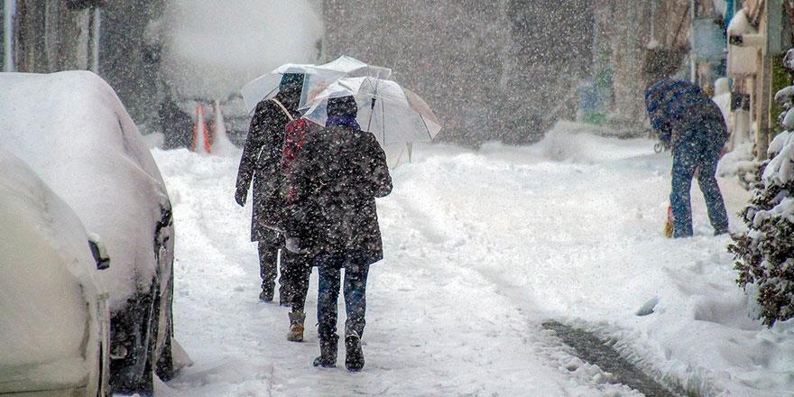 İstanbul'da kar yağacak mı? işte cevabı...