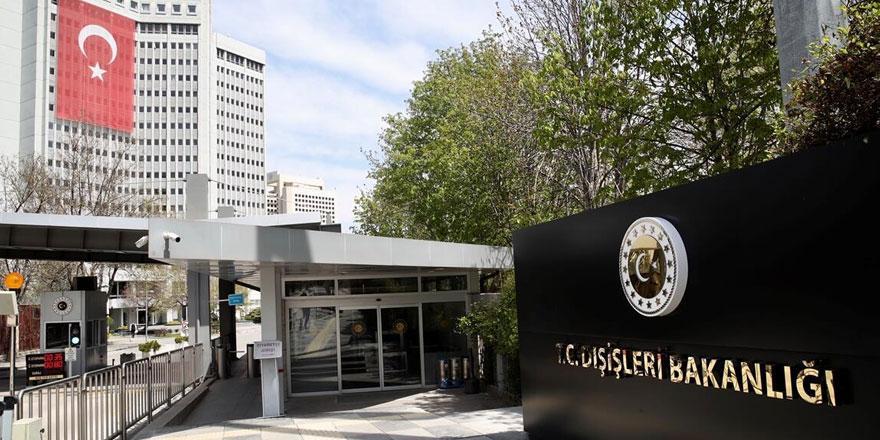 Dışişleri Bakanlığı'ndan İstanbul Sözleşmesi açıklaması yapıldı