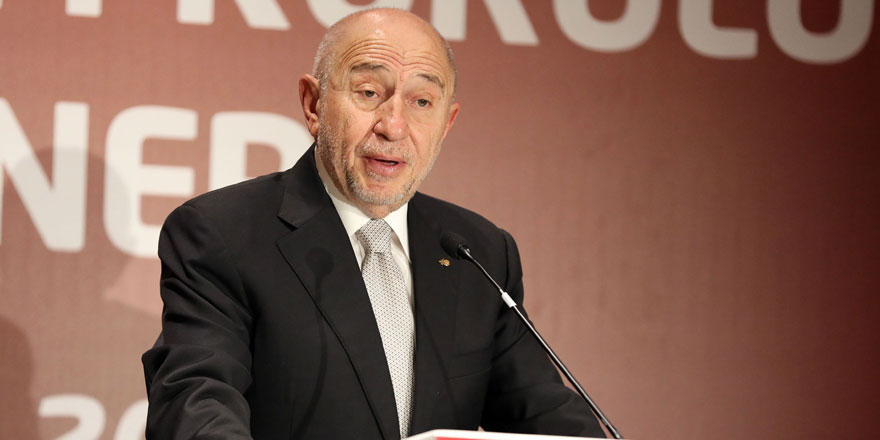 TFF Başkanı Özdemir'den açıklama! Maçlar ne zaman seyircili oynanacak?