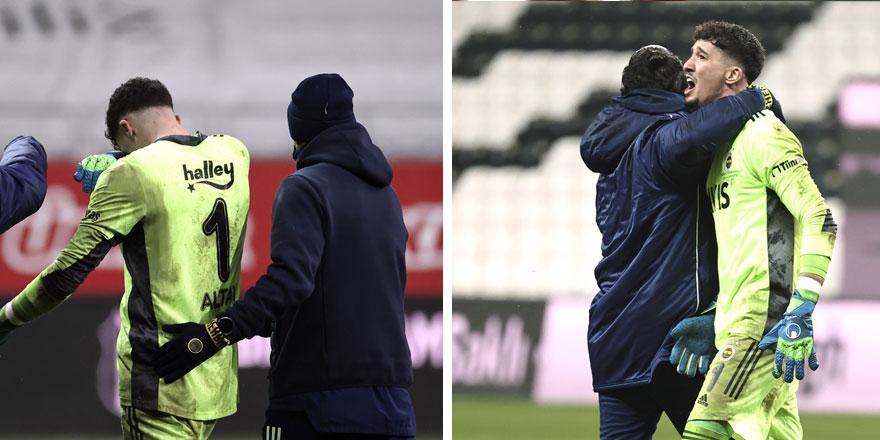 Altay Bayındır Beşiktaş maçı sonrası neden ağladığını açıkladı