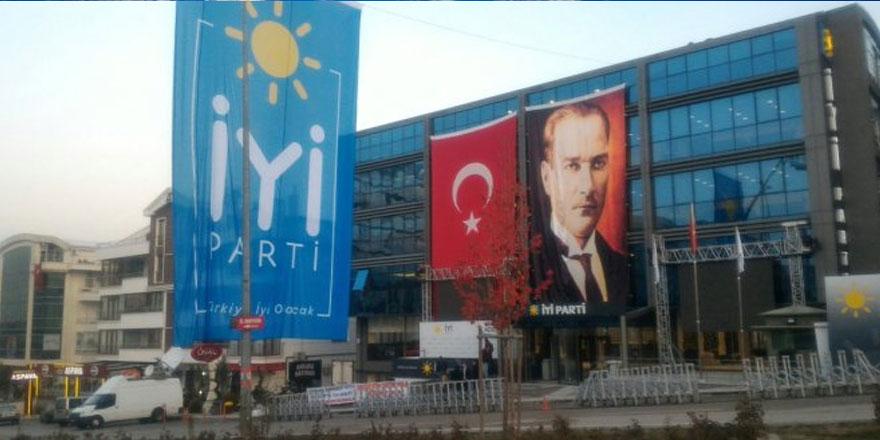 İYİ Parti'yi yasa boğan haber