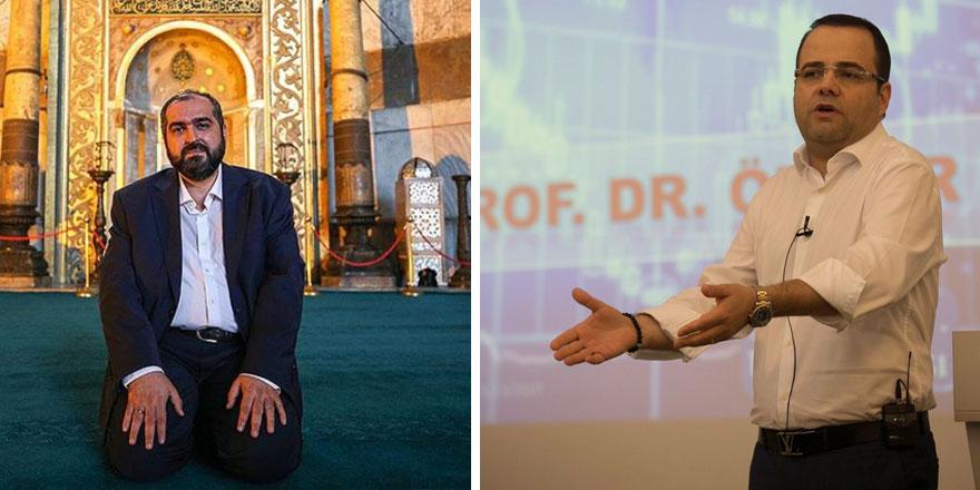 Ayasofya İmamı Mehmet Boynukalın ekonomi hakkında konuşunca Özgür Demirtaş çıldırdı