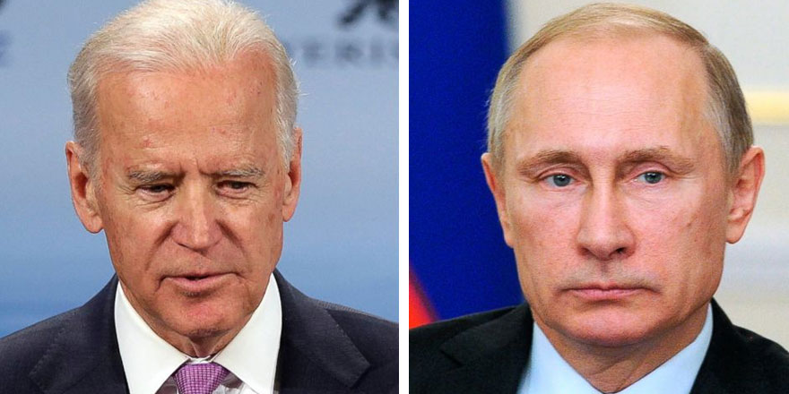 Joe Biden, Vladimir Putin'in teklifini reddetti