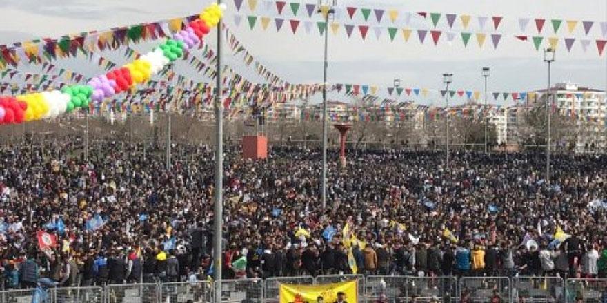 EGM, Nevruz etkinliğine katılan kişi sayısını açıkladı