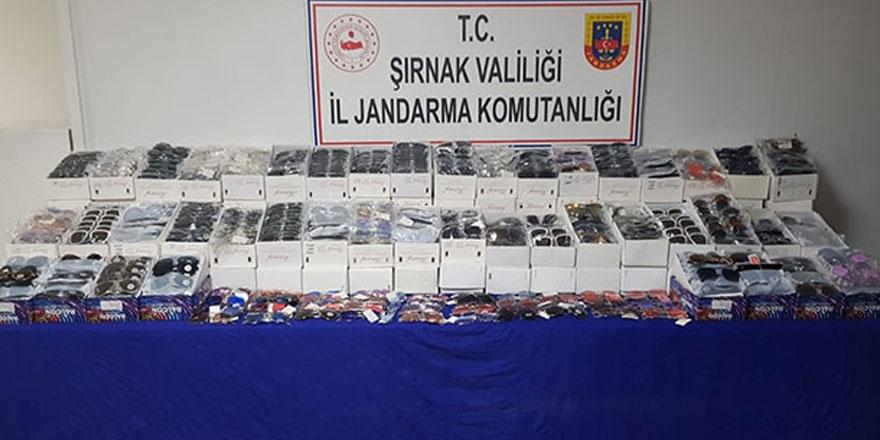 Şırnak'ta 'kaçakçılık' operasyonu: 31 kişi...
