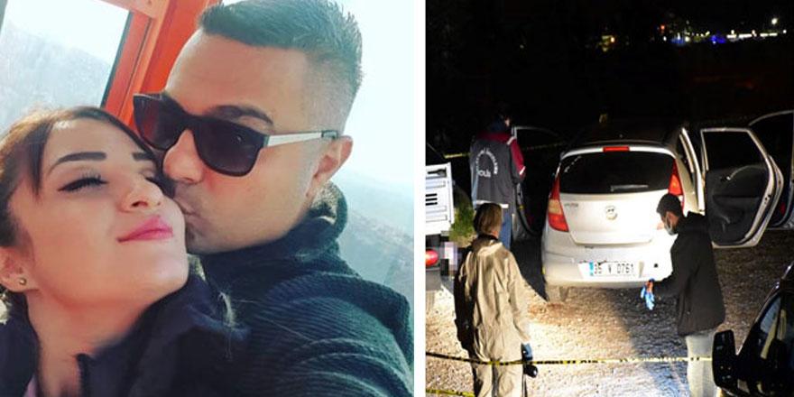 Polis memuru  Fırat Köksal tartıştığı sevgilisi Nagihan Üste'yi öldürdükten sonra intihar etti