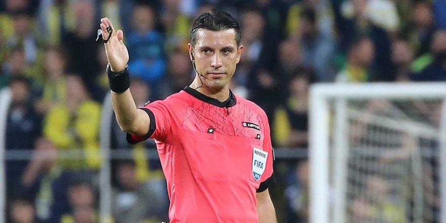 FIFA'dan Ali Palabıyık görev