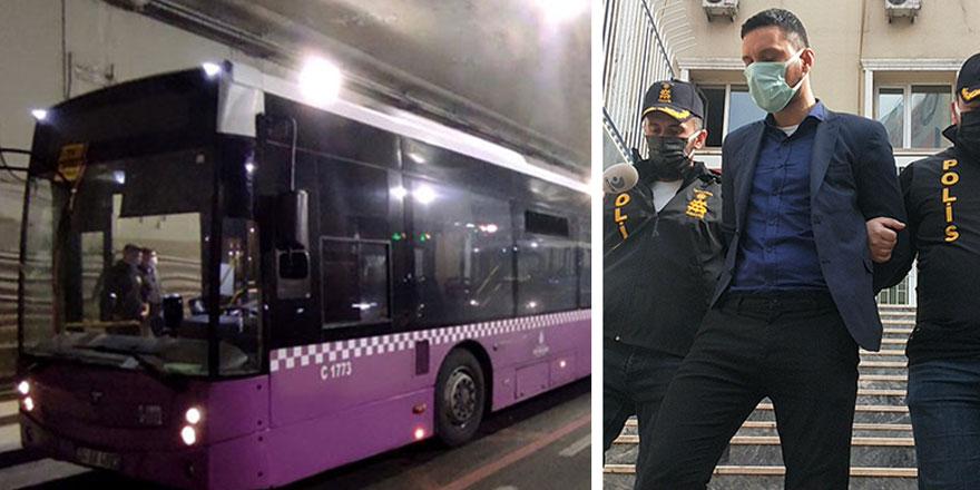 Maltepe'de İETT otobüsünü çalmıştı! Ali Volkan Çamur hakkında yeni gelişme
