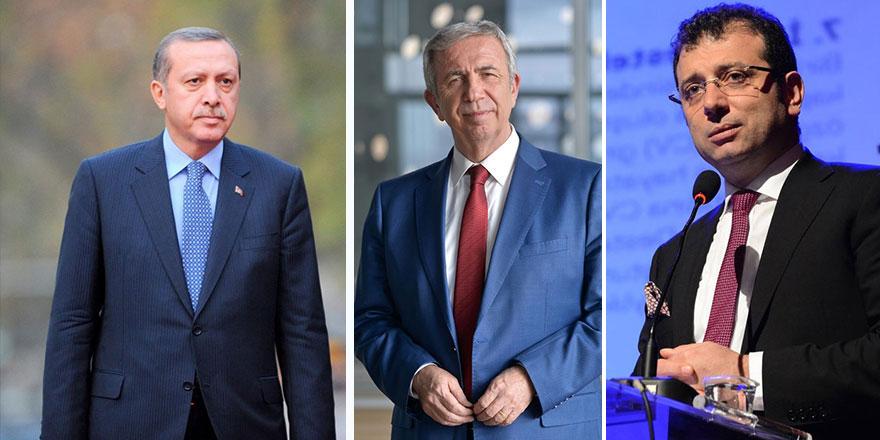 Son anketten çarpıcı sonuçlar: Erdoğan'a karşı çok konuşulacak İmamoğlu ve Mansur Yavaş detayı