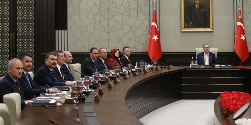 CNN Türk'ten kabineyle ilgili son kulis: Kaç bakan değişecek?