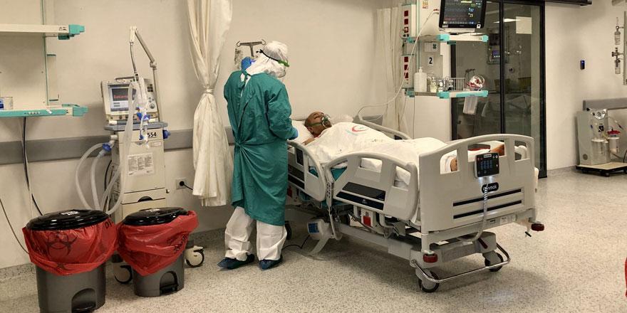 Korona virüs vaka sayıları açıklandı: 138 kişi hayatını kaybetti