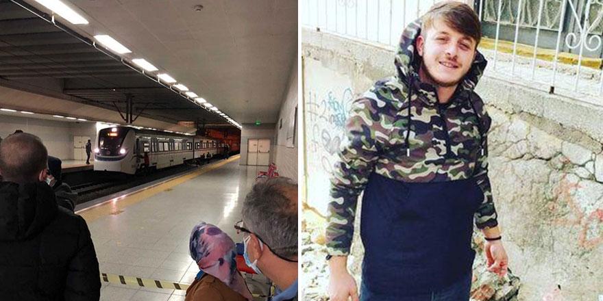 İzmir'de Turgut Elvan trenin altına atlayarak feci şekilde can verdi