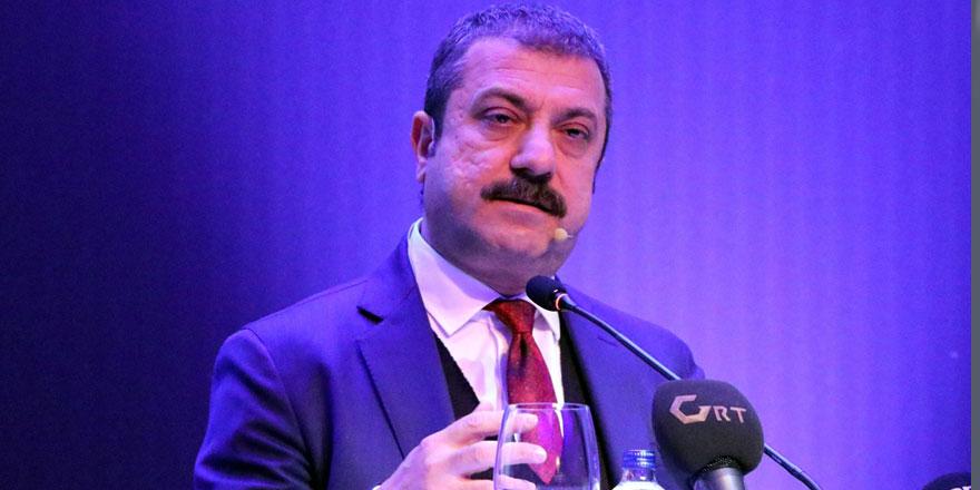 Merkez Bankası Başkanı Şahap Kavcıoğlu'dan açıklama