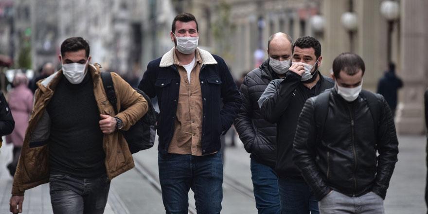Türkiye'nin yeni Wuhan'ı İstanbul:  Günlük vaka sayısı şu an 4 binleri geçiyor