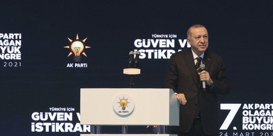 Gözler Ankara'ya çevrildi: Erdoğan 2023 hedeflerini açıkladı
