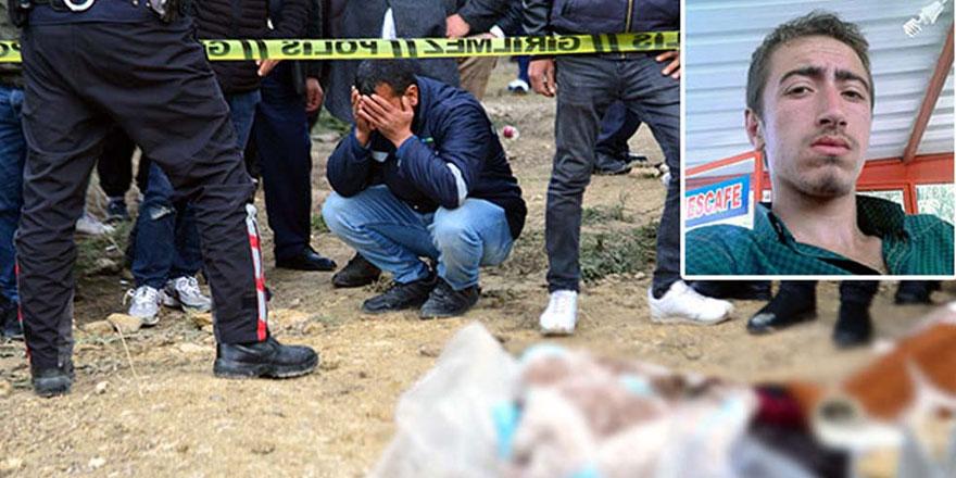 Adana'da Mehmet Emin Y.  ölen annesinin mezarında cansız bedeni bulundu
