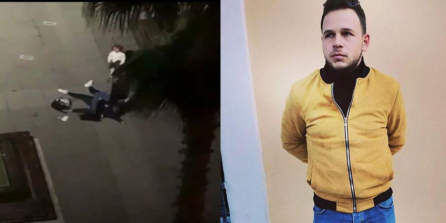 Samsun'da eski eşini sokak ortasında döven İbrahim Zarap hakkında iddianame!