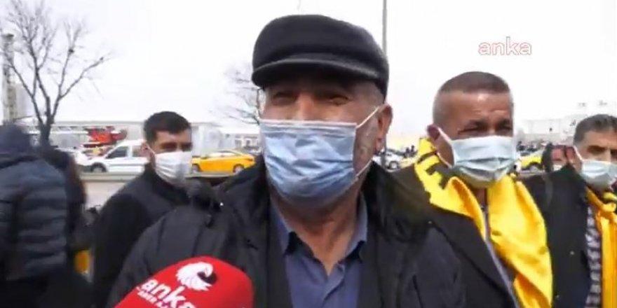 AKP kongresine katılan adamdan ilginç korona yanıtı! Duyanlar kulaklarına inanamadı