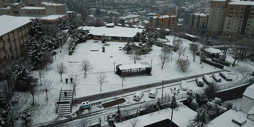 Meteoroloji açıkladı! Kar, İstanbul'u ne zaman terk edecek?