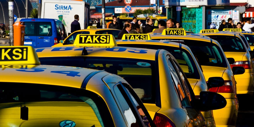 İstanbul'da minibüs ve taksi dolmuşun taksiye dönüştürülmesi teklifinde yeni gelişme