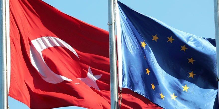 AB bildirisinde flaş Türkiye mesajı