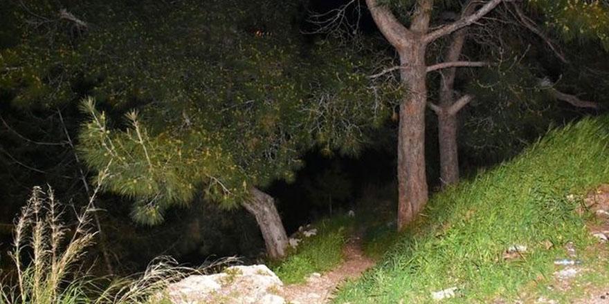 Kadına ait kafatası ve kaburga bulundu
