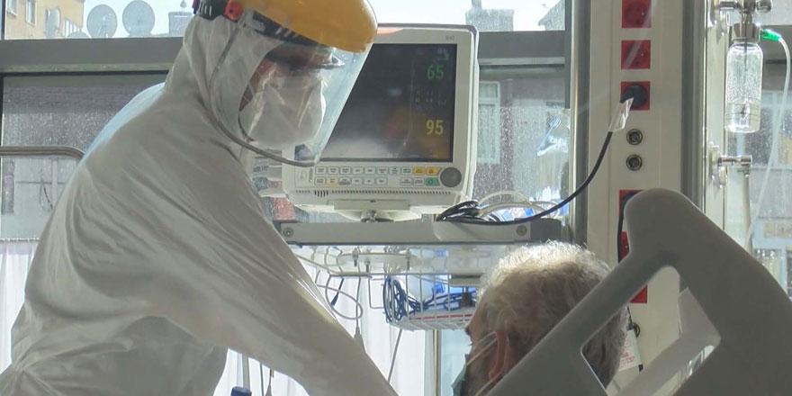 Korona virüs vaka sayıları açıklandı: 153 kişi hayatını kaybetti