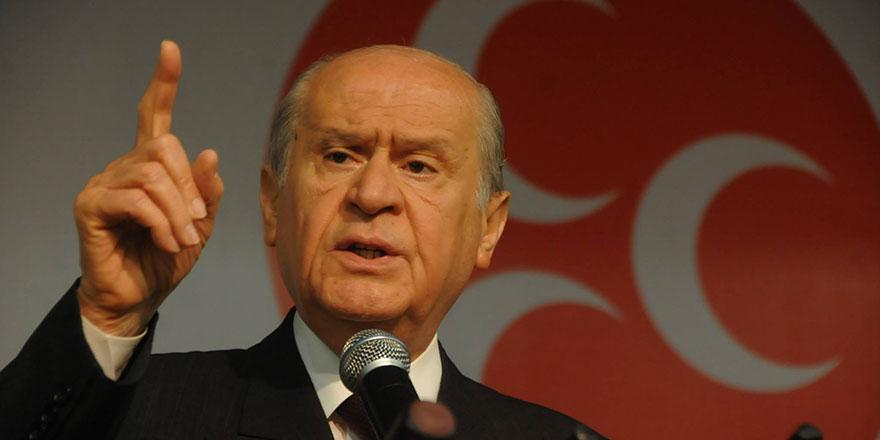 MHP Genel Başkanı Devlet Bahçeli Kıbrıs'taki cami saldırısına tepki gösterdi!